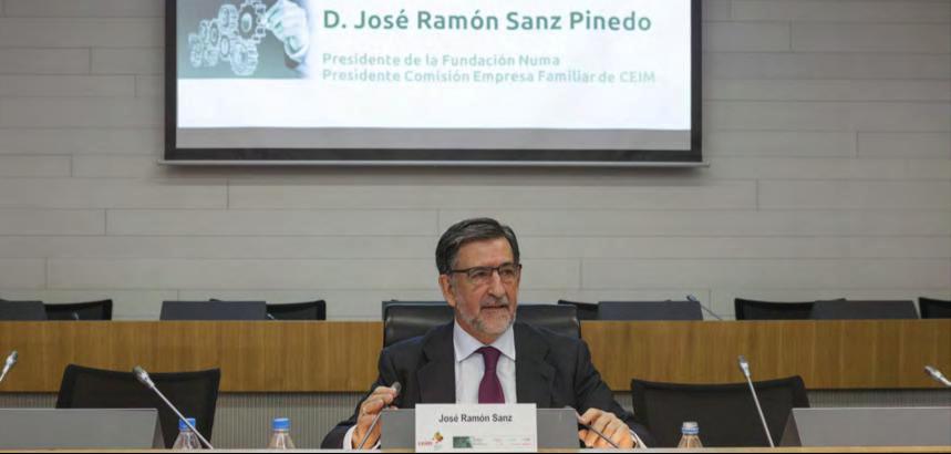 D. José Ramón Sanz destacó que lo que realmente marcará la diferencia es la implementación de la estrategia elegida.