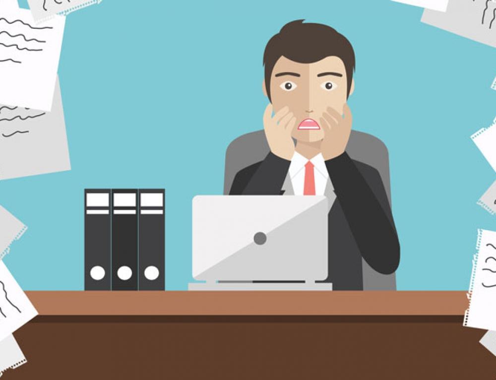 Guía para la gestión del estrés y los riesgos psicosociales AESST