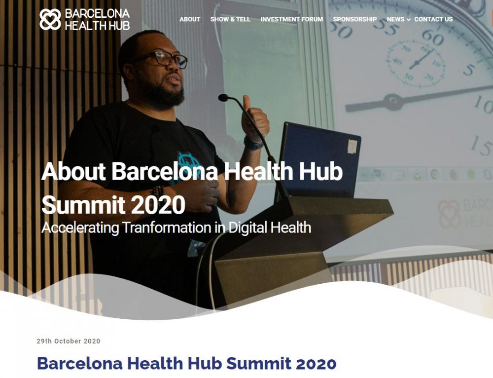 Todo preparado para el Barcelona Health Hub Summit, el gran evento de startups y corporaciones de la salud