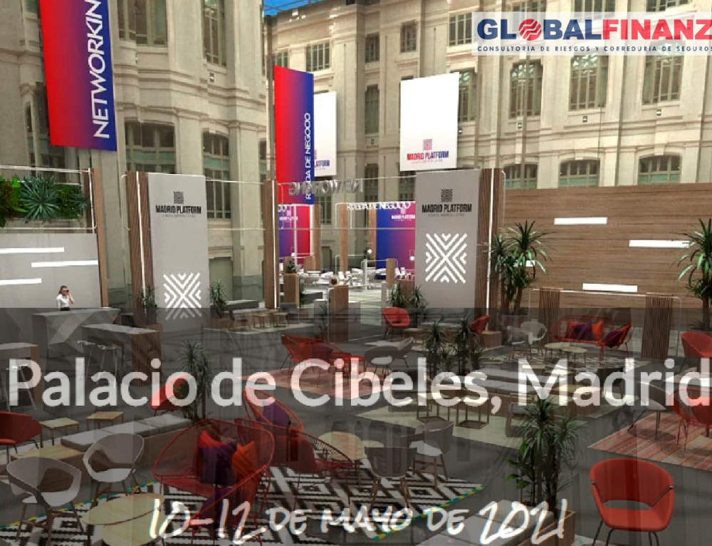 GLOBALFINANZ, colaborador estratégico destacado en la Madrid Platform 2021
